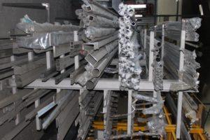 Quincaillerie vendant des profilé aluminium en alsace