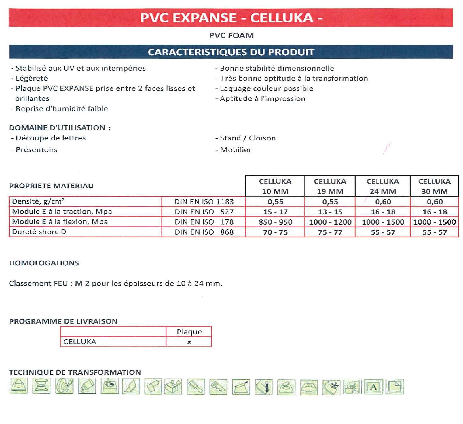 10 PVC EXPANSE
